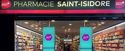 Pharmacie Saint Isidore,NICE