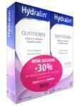 Acheter Hydralin Quotidien Gel lavant usage intime 2*400ml à NICE